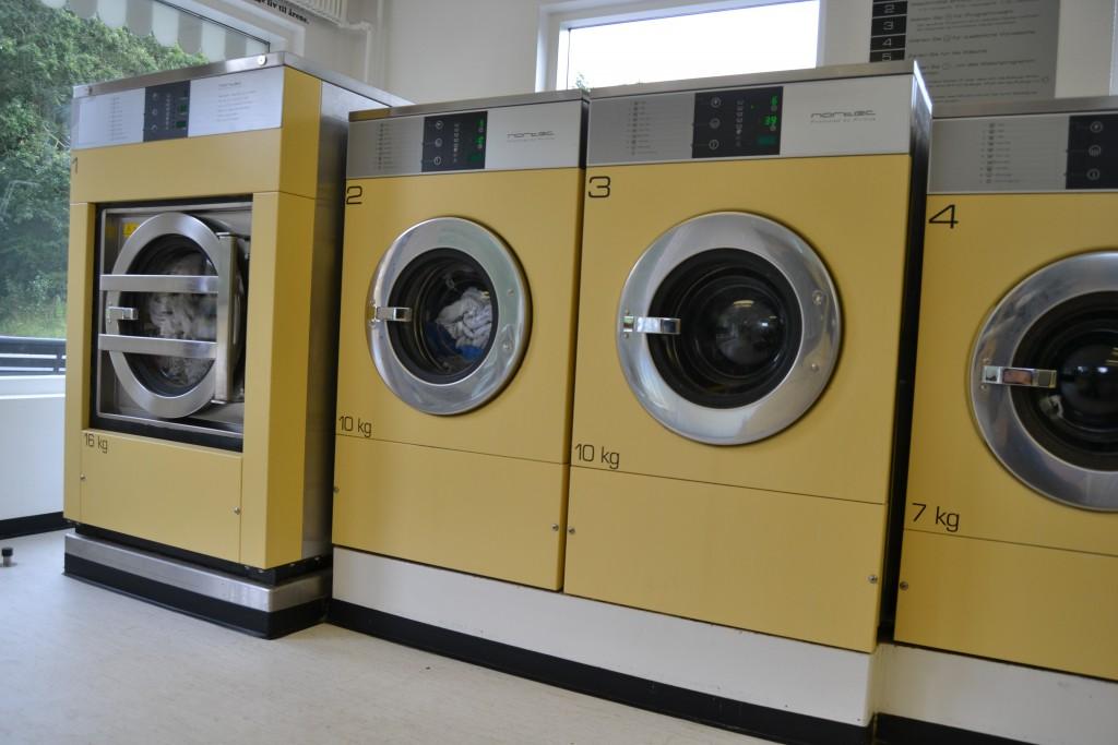 Store vaskemaskiner
